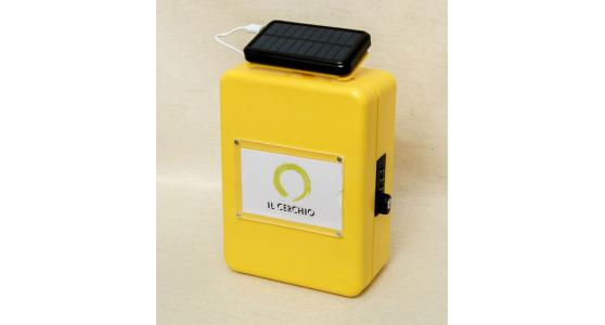 Cassaforte outdoor per smartphone e tablet CERCHIO SECURITY BOX