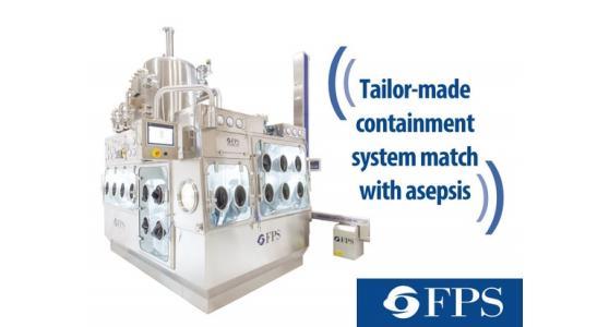 Sistema ad alto contenimento combinato con asepsi - FPS