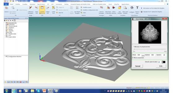 Software CAD/CAM per macchine CNC ALPHACAM MARMO LICOM SYSTEMS