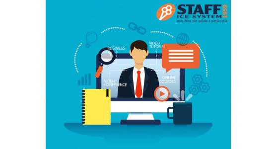 STAFF ICE SYSTEM sempre vicina e in contatto con i suoi clienti