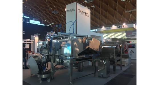 Impianti smaltatura piastrelle ceramica e laterizi TECNOCER ITALIA