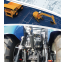 Terzi punti idraulici universali per trattore