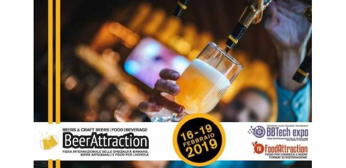 Beer Attraction 2019 пользуется большим успехом у публики и экспонентов