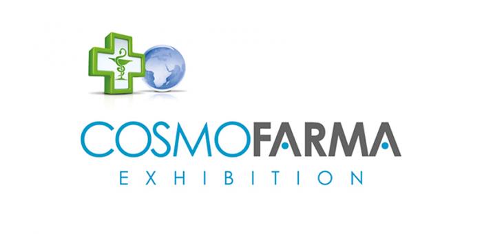 COSMOFARMA 2018, from April 20th to 22th BolognaFiere