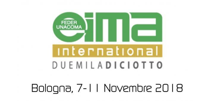 Eima 2018: dal 7 al 10 novembre