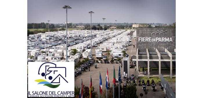 Salone del Camper 2017 - the fair dedicated to traveling on the road