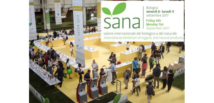 SANA, la fiera italiana di riferimento per il mondo del biologico e del naturale, torna a settembre 2017