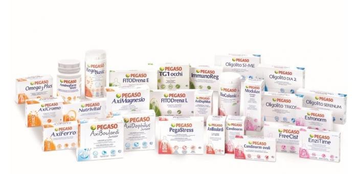 Новая пищевая добавка Pegaso AXIMAGNESIO POWDER 280 GR.