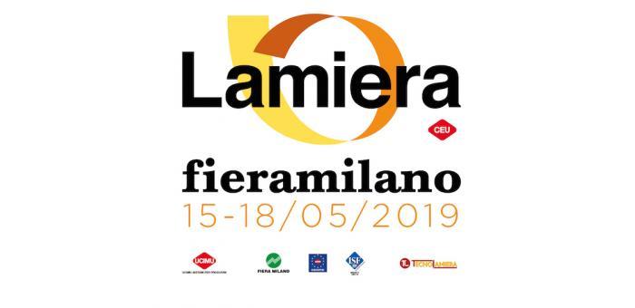LAMIERA 2019: l'evento nell'anno di Da Vinci