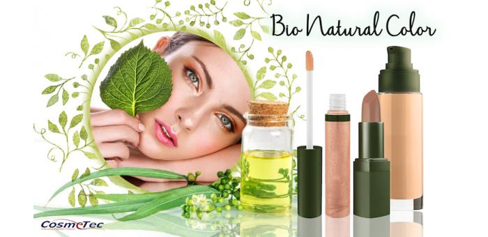 CosmeTec presenta una linea cosmetica BIO, per rispondere alle diverse esigenze di mercato