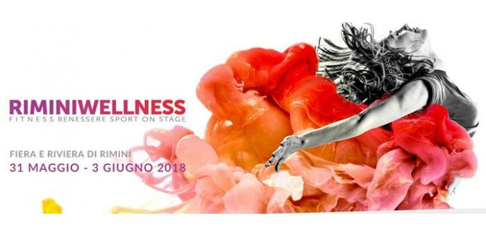 Rimini Wellness 2018: from May 31st to June 3rd