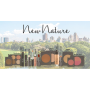 Linea make-up completa materie prime naturali NEW NATURE COSMETEC